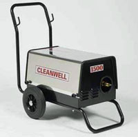 Cleanwell Cold Pressure Washer