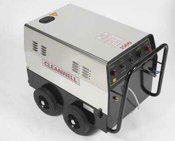 Cleanwell SS Mobile Pressure Washer