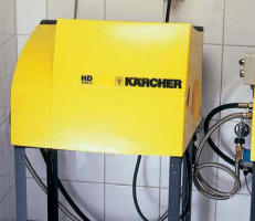 Stationary Cold Water High-Pressure Cleaners - Karcher