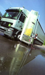 Lorry Wash Karcher