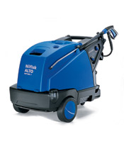 Hot Water Pressure Washers - NEPTUNE 3