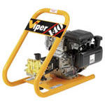 Dual Engine Pressure Washer